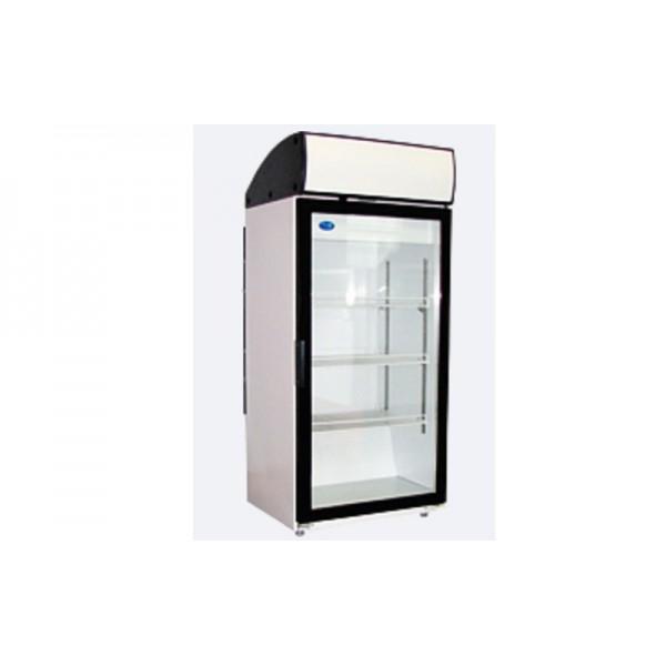 Холодильный шкаф РОСС Torino -200C (0...+8°С, стеклянная дверь, объем 200 л)