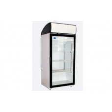 Холодильный шкаф РОСС Torino-П-200C (-5...+5°С, стеклянная дверь, объем 200 л)