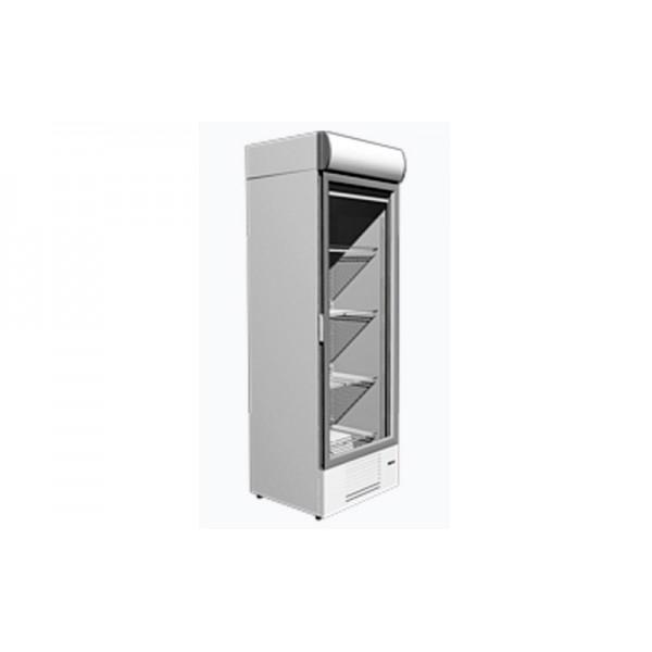 Холодильный шкаф РОСС Torino -700C (0...+8°С, стеклянная дверь, объем 700 л)