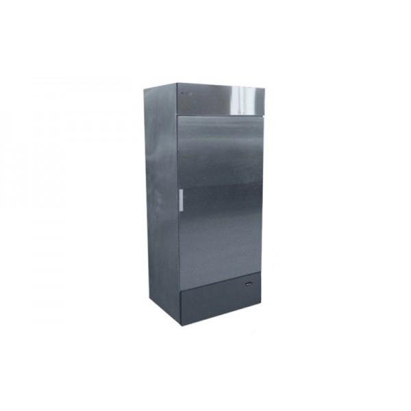 Холодильный шкаф РОСС Torino-700Г (нерж) (0...+8°С, глухая дверь, объем 700 л, нержавеющая сталь)