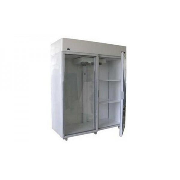 Холодильный шкаф РОСС Torino-1400C (0...+8°С, стеклянные двери, объем 1400 л)