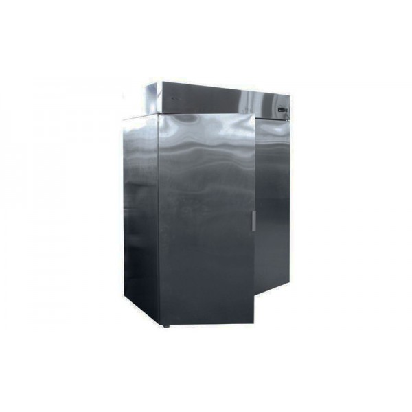 Холодильный шкаф РОСС Torino-1200Г (нерж) (0...+8°С, глухие двери, объем 1200 л, нерж. сталь)