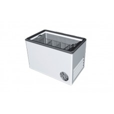 Морозильный ларь РОСС ВХТ-Н-Л-С-200 (-15…-18°С, объем 200 л, с плоским стеклом и пласт рамкой)