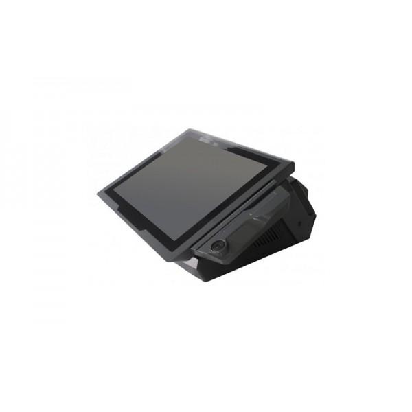 Контактный терминал c принтером Poslab DynamicPOS, 15'' AIO TouchPoS Terminal (черный)