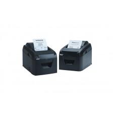 Чековый термопринтер STAR BSC10UD (USB + RS-232) черный