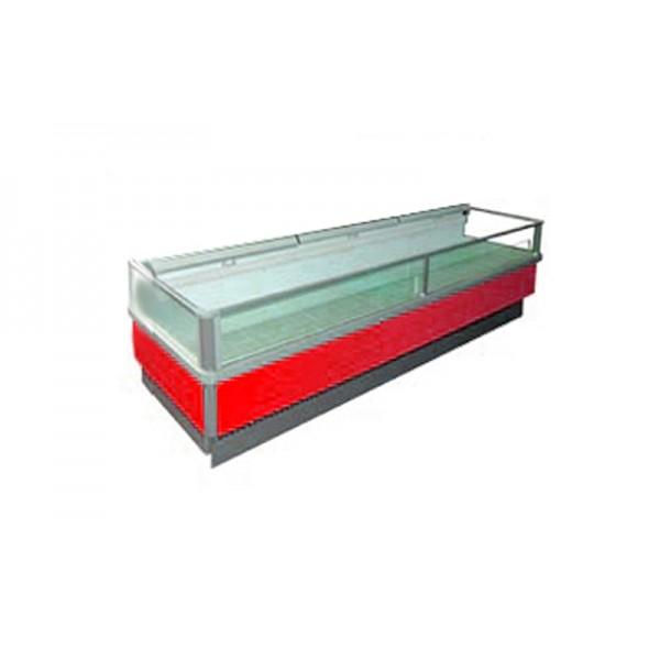 Морозильная пристенная бонета Росс Venezia-1,1-2,5 (-18..-24°С, 2,5х1,1х0,92 м, без суперструктуры)