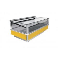 Морозильная торцевая бонета РОСС Venezia-T (-18…-24°С, 1,99х1,1х0,92 м, без суперструктуры)
