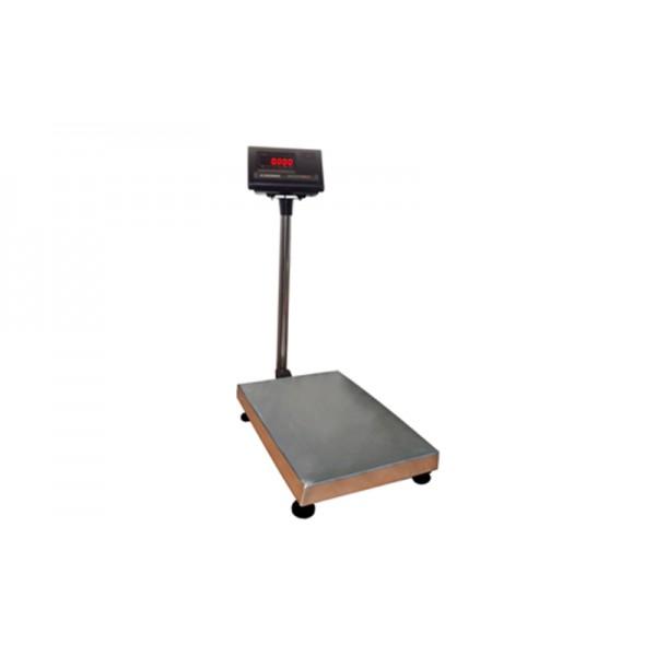 Платформенные весы РТБ Ресурс -П-500 до 500 кг (600х800 мм), точность 200 г