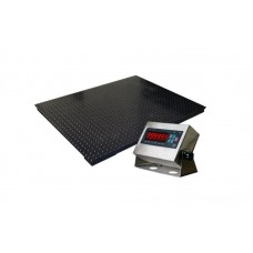 Платформенные весы РТБ Ресурс -П-3000 до 3000 кг (1500х1500 мм), точность 1000 г