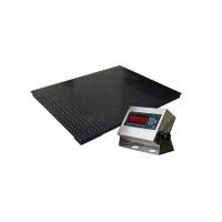 Платформенные весы РТБ Ресурс -П-5000 до 5000 кг (1500х1500 мм), точность 2000 г