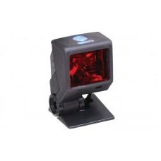 Многоплоскостной стационарный сканер штрих-кодов MS 3580 QuantumT (USB) черный