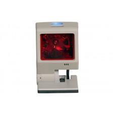 Стационарный сканер штрих-кодов с повышенной защитой от окружающей среды MS 3580 QuantumT (RS-232) серый