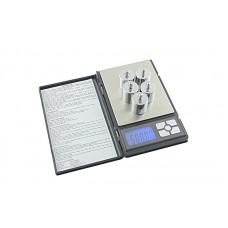 Ювелирные карманные весы SF-820 до 2 кг, точность 0,1 г