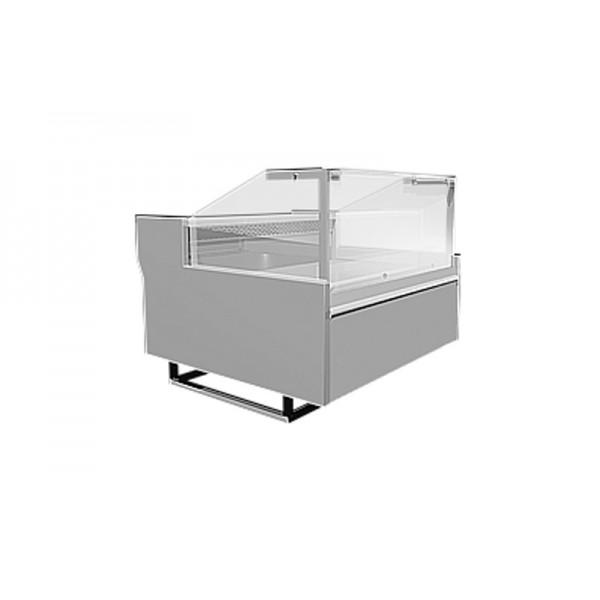 Холодильная витрина Росс Люкс VERONA КУБ-1,8 (+2...+6°С, 1,8х1,2 м, с агрегатом и прямым стеклом)