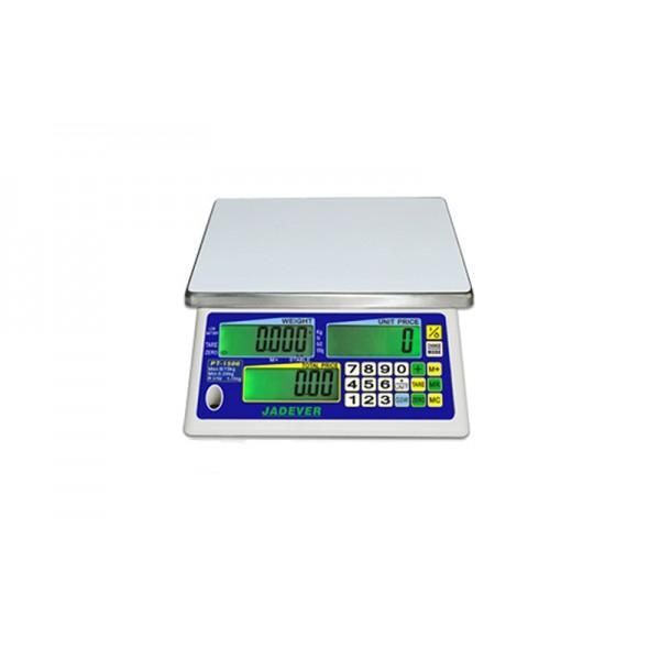 Весы торговые Jadever РТ-3060 до 15 кг