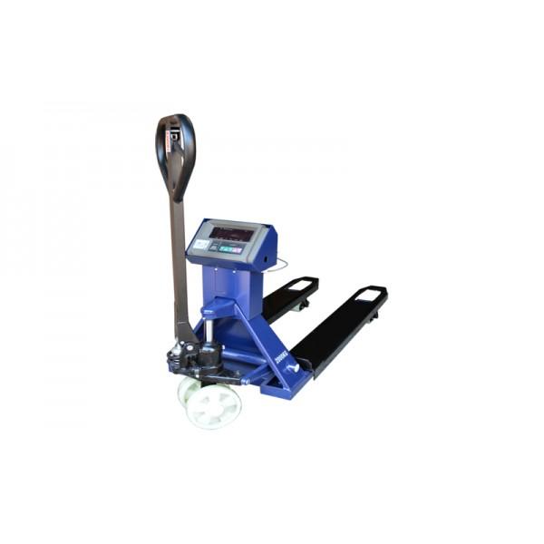 Рокла весы JADEVER до 1000 кг, точность 500 г (1200x800 мм)
