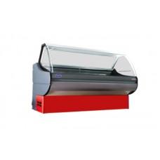 Холодильная витрина Росс Люкс Sorrento 2,4-ВА (0...+8°С, 2,4х1,1 м, без боковых панелей и агрегата)