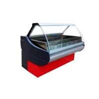 Морозильная витрина Росс Люкс Sorrento М-1,5-ВА (-15..-18°С, 1,5х1,1 м, без боковых панелей и агрегата)