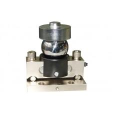 Тензодатчик балочный двухопорный Zemic HM9A-C3-50t-16B (сталь c никелевым покрытием)
