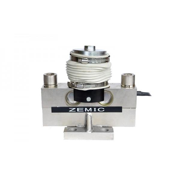 Тензодатчик балочный двухопорный Zemic HM9B-C3-10t-16B (сталь c никелевым покрытием)