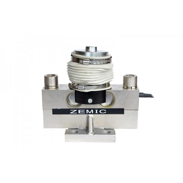 Тензодатчик балочный двухопорный Zemic HM9B-C3-30t-16B (сталь c никелевым покрытием)