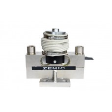 Тензодатчик балочный двухопорный Zemic HM9B-C3-50t-16B (сталь c никелевым покрытием)