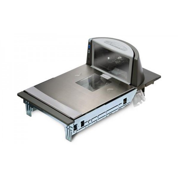 Встраиваемый многоплоскостной сканер штрихкодов с весами Datalogic Magellan 8304 (RS-232) Длина базы 40,1 см