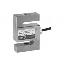 S-образный тензодатчик Zemic H3-C3-5,0t-6B до 5000 кг (сталь c никелевым покрытием)