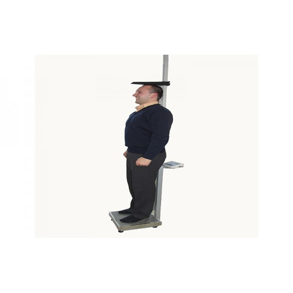 Весы медицинские Техноваги ТВ1-300 с ростомером до 300 кг