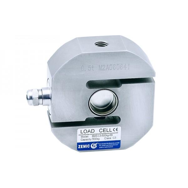 S-образный тензодатчик Zemic BM3-C3-3t-6B до 3000 кг