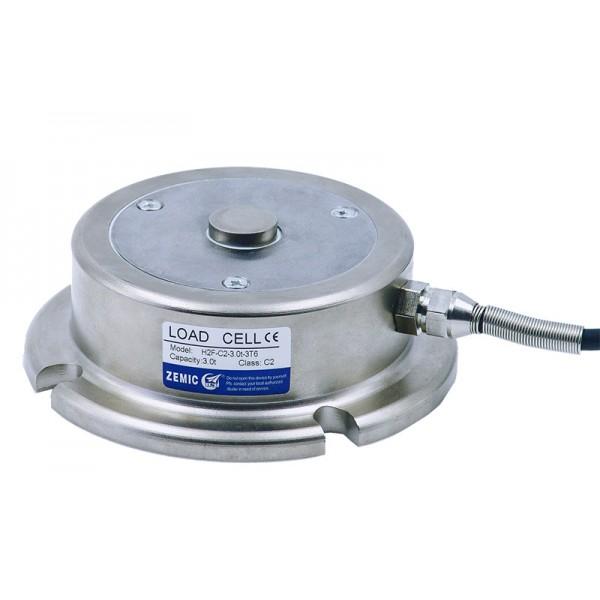Мембранный тензодатчик Zemic H2F-C2-30t-5T6 до 30000 кг