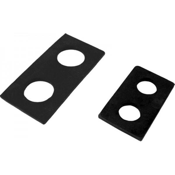 Подкладная часть ZEMIC HD-8-301-2,5/5t  для балочных тензодатчиков H8C и B8D