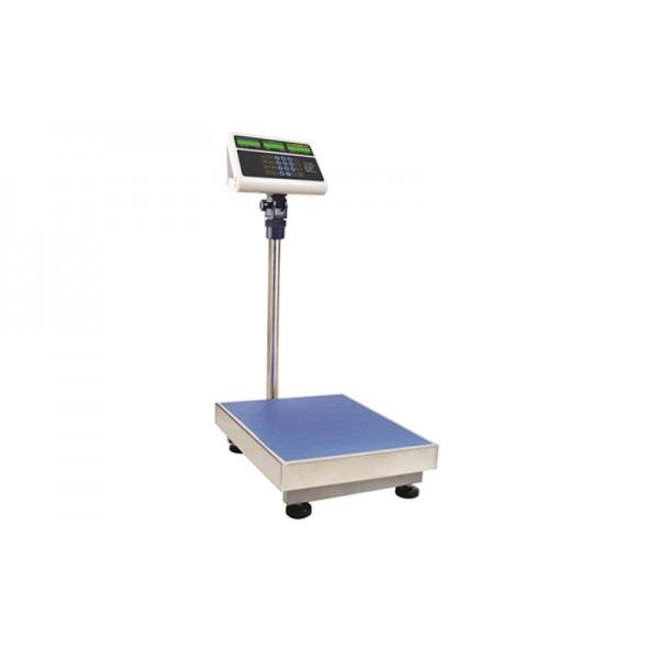 Напольные торговые весы Camry CTE_300_JE61 до 300 кг, точность 100 г (LED индикатор)