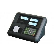 Весовой индикатор А23р с функцией расчета цены и чекопечатью (пластик/настольного исполнения)