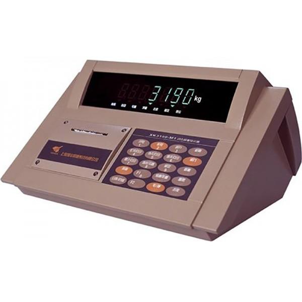 Весовой индикатор DM1 (металл/настольного исполнения)