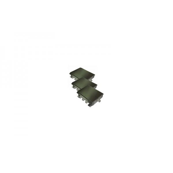 Соединительная коробка DJB12 (нержавеющая сталь/в корпусе с гермовводами)
