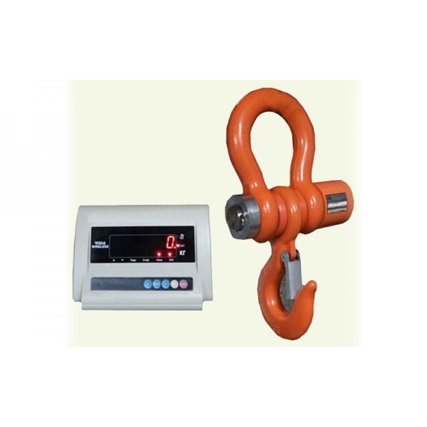 Весы крановые Digital wireless crane scale НПВ: 5000 кг, точность 2 кг