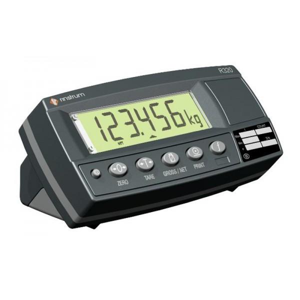 Весовой индикатор Rinstrum R320 (пластик ABS/щитовое (панельное) исполнения)
