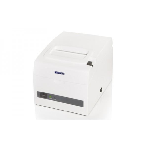 Принтер чеков Citizen CT-S310II USB+RS-232 белый