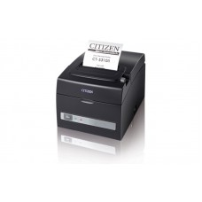 Принтер чеков Citizen CT-S310II USB+RS-232 черный