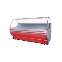 Холодильная витрина Cold (Польша) W-15 G (+2...+8°С, 1555х1055х1225 мм, стекло панорамное)