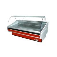 Холодильная витрина Cold (Польша) W-15 GN (+2...+8°С, 1580х1170х1230 мм, встроенный агрегат)