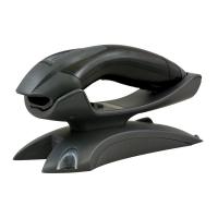 Беспроводной ручной сканер штрихкодов Honeywell Voyager 1202g (KBW) черный