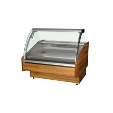 Холодильная витрина Cold W-20 PVP-k-D (2080х1200х1260 мм), +2...+8°С, выносной агрегат