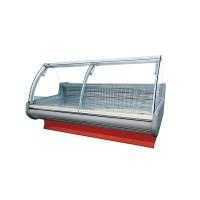Холодильная витрина Cold W-20 PSP (2080х1175х1210 мм), +2...+8°С, выносной агрегат