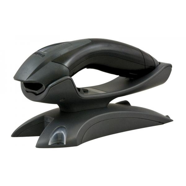 Беспроводной сканер штрихкодов для торговли Honeywell Voyager 1202g (RS-232) черный
