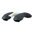Беспроводной сканер штрихкодов для аптеки Honeywell Voyager 1202g (USB) белый