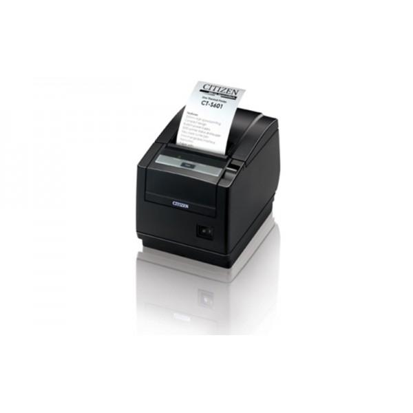 POS-принтер Citizen CT-S601 + Premium Internal Ethernet Card черный