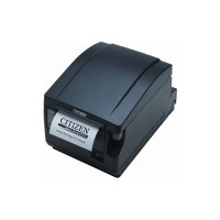 POS-принтер Citizen CT-S651 Serial (RS-232) черный (фронтальный выход бумаги)