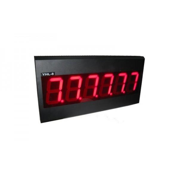 Выносное табло YHL -8 (200мм), металл/настенного исполнения